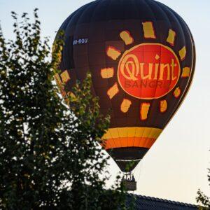 Ballonvaart Vlaams Brabant